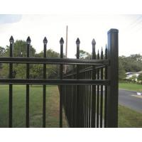 Buy cheap Cheap used wrought iron fence panels for sale,steel fence,wrought iron fence gate for sale from wholesalers