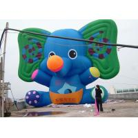 Buy cheap 10m Large Inflatable Elephant / Outdoor Advertising Balloon For Big Event from wholesalers