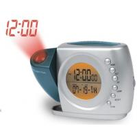 Buy cheap New Dual projections alarm clock radio with back up battery from wholesalers
