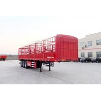 Buy cheap CLWLin State 12 m 32.9 t 3-axis transport trailer YDZ9405CCY Stake0086-186727303 from wholesalers