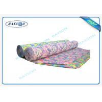 Buy cheap Non Toxic Eco Friendly Printed Pp Non Woven Fabric For Mattress Cover / Package Material from wholesalers