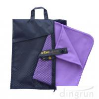 Buy cheap Full Printing Personalized Custom Microfiber Cloth Cleaning 30*60cm Size from wholesalers