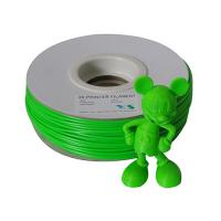 Buy cheap  HIPS Plastic Filament 3mm Green , Rapid Prototyping 3D printer Consumables from wholesalers