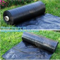 Buy cheap Anti-UV Landscape Fabric PP Woven Agricultural Weed Control,PP Woven Landscape Fabric Garden Weed Barrier Mat, bagplasti from wholesalers