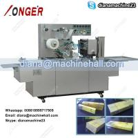 Buy cheap LGB-200A Automatic Cigarettes Pack Cellophane Overwrapping Packing Machine from wholesalers