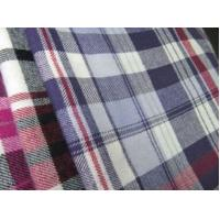Buy cheap 100% cotton flannel yarn dyed fabric from wholesalers