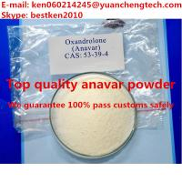 Buy cheap Bodybuilding Anavar 50 Injection Anabolic Steroid Powder Anavar Oxandrolone from wholesalers