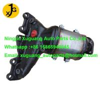 Buy cheap HYUNDAI VERACRUZ MANIFOLD catalytic converters  STAINLESS STEEL from wholesalers