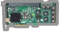 Buy cheap 29320LPE SCSI Card 2248700-R PCIe x1 Controller Card, Single from wholesalers