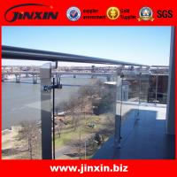 Buy cheap JINXIN Stainless steel fence posts railing design metal fencing product
