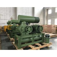 Buy cheap DN250 Three Lobe Roots Blower 15-132KW 80KPA Air Cooling Rotary Blower from wholesalers