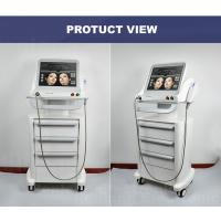 Buy cheap Facial Lifting HIFU Machine High Frequency Anti - Wrinkle Face Tightening Machine from wholesalers