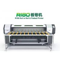 UV hybird printer machine CMYK White color for PVC board printing