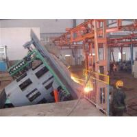 Buy cheap Medium frequency CCM continuous casting  scrap metal induction melting furnace from wholesalers