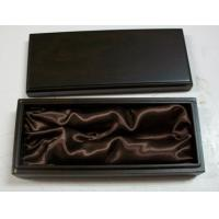 Buy cheap Matting Painting Sanders Pen Boxes, solid Wood Pen Boxes for treasure up pen product