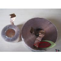 Buy cheap 0.0120mm Lead Free Rolled Anodized Thin Copper Foil Corrosion Restance from wholesalers
