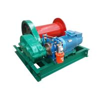 Buy cheap Stainless Steel Electric Cable Hoist Winch For Cranes , Davits , Derricks from wholesalers
