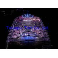 Buy cheap Luxury Transparent Wedding Tent with Clear Roof for 500 people or seater from wholesalers