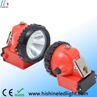 Buy cheap IP65 1W 2.8AH Red Aluminum LED Head Spot Light Bulbs For Minning Lighting HS-H10W001 from wholesalers
