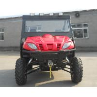 Buy cheap 800cc Side By Side Utility Vehicle 25 * 12 Tire And Alloy Wheels  2 / 4 Selectable Switch from wholesalers