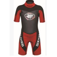 Buy cheap Nylon Neoprene Surf Suit Long Sleeve Shorty Wetsuit Lightweight from wholesalers