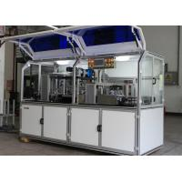 Buy cheap PLC control PVC  PC card punching machine with Three rows of card collecting boxes product