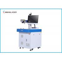 Buy cheap Max Raycus Ipg 30W 50w Fiber Laser Marking Machine For Metal Stainless Steel from wholesalers
