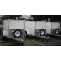 Buy cheap Enclosed Cargo Trailer (GW-BLV 7) from wholesalers
