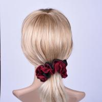 Buy cheap Soft Fabric Elastic Hair Scrunchies For Both of Ladies and Women Pony Tail Holder product