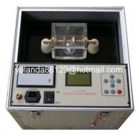 Buy cheap IIJ-II series BDV Tester | Insulating oil dielectric strength automatic tester, Oil BDV Testing Unit from wholesalers