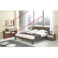 Buy cheap Fasthotel Furniture bedroom suite by queen size bed and dresser with mirror from wholesalers
