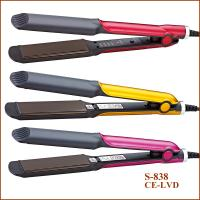 Buy cheap China professional Hair Flat Iron with With CE Certificate for household use or salon use wholesale from wholesalers
