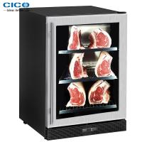 Buy cheap Mini Meat Dry Aging Refrigerator / Dry Aged Beef Home Refrigerator from wholesalers