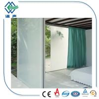 Buy cheap Shower Door Window safety Laminated Glass Panels , stair balustrade glass from wholesalers