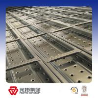 Buy cheap Pregalvanized steel plank for scaffolding from wholesalers