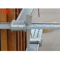 Buy cheap 4.2ft - 5.2ft Concrete Column Clamps , Concrete Form Clamps Q345 Grade Steel Material from wholesalers