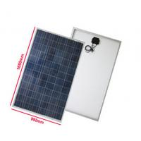 Buy cheap Flat Roof Polycrystalline Solar Module Anti Aging EVA  High Light Transmittance from wholesalers