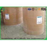 Buy cheap 53g - 80gsm Woodfree Paper , 100% Virgin Wood Pulp Inkjet Bond Paper from wholesalers