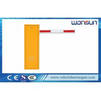 Buy cheap OEM Automatic Gate Barrier Vehicle Barrier Gate For Parking System from wholesalers