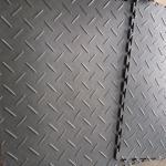 Buy cheap Cheap wholesale interlocking PVC garage flooring tiles ew mold 300*300mm anti-slip interlocking pvc floor mat from wholesalers