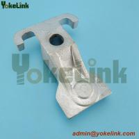 Buy cheap Malleable Iron Guy Hook Attachment Newest OEM Design Pole Eye Plate from wholesalers