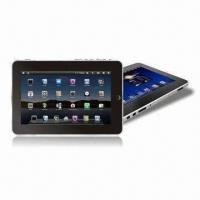 Buy cheap A10 Cortex A8 4GB dual Mali - 400 2D Google Android Touchpad Tablet PC with  MSDS battery from wholesalers