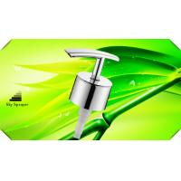 Buy cheap Chrome 2ml/t Bathroom Soap Dispensers Stainless Steel Shower gel Foam Dispenser Pump from wholesalers