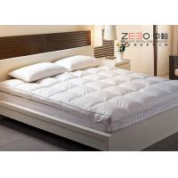 Buy cheap Goose Down Soft Massage Mattress Topper King Size For Hotel / Home from wholesalers