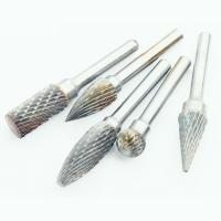 Buy cheap Double Cut Carbide Burr Set Power Tool Parts With Multi Functions product