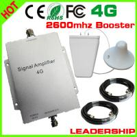 Buy cheap 1 Set Newest 65dB Mobile Signal Booster Repeater 4G booster 4G amplifier 2600MHZ Cell Phon from wholesalers