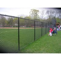 6ft pvc coated various color chain link fence roll for breeding of animals