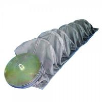 Buy cheap Reverse Dust Extractor Filter Bags Big Size Customized Anti Acid Low Dry Shrinkage from wholesalers