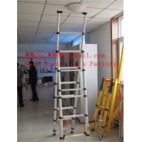 Buy cheap Straight Aluminium ladder Aluminium Alloy ladder folding ladder from wholesalers