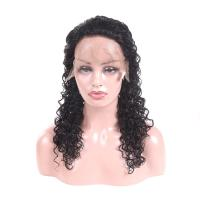 Buy cheap Real Full Lace Human Hair Wigs With Baby Hair Deep Wave Trade Assurance from wholesalers
